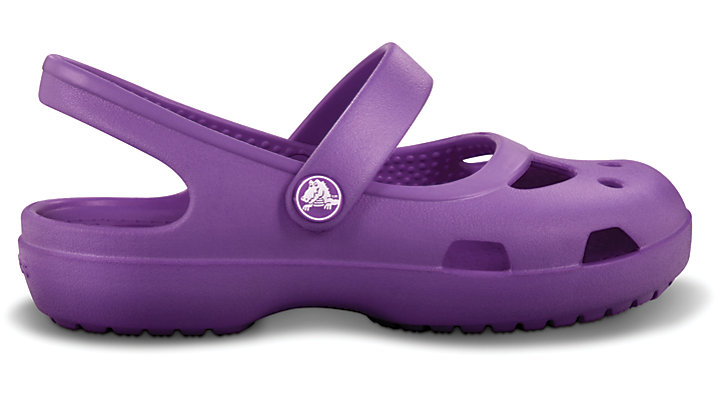 Crocs Girls Shayna Mary Jane crocs 11372
