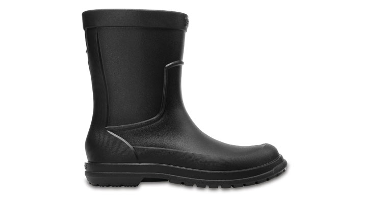 Crocs Mens AllCast Rain Boot - Seamless