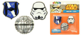 Jibbitz 3 Pack Star Wars Dark Side