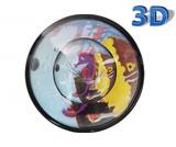 Jibbitz 3D Seahorse Liquid