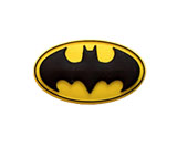 Jibbitz Batman Shield