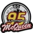 Jibbitz Cars Lightning McQueen 95