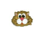 Jibbitz Cats Brown