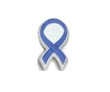 Jibbitz Charity Ribbons Light Blue