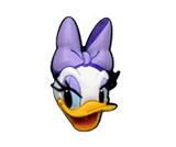 Jibbitz Disney Daisy Duck 09