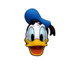 Jibbitz Disney Donald Duck 09