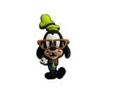 Jibbitz Disney Goofy Nerd