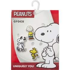 Jibbitz Peanuts 3 Pack