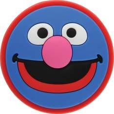 Jibbitz Sesame Treet Grover